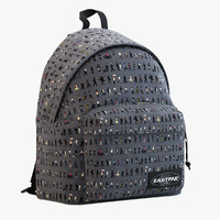 3d eastpak pak r backpack model