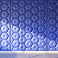 3d model decorative wall panel