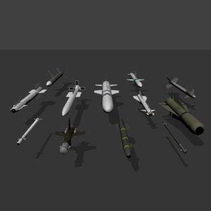obj missiles nato aim-7
