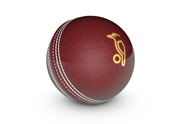 3d model cricket ball