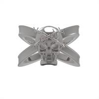 3d model of ring skull