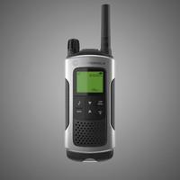 motorola walkie talkie 3d max