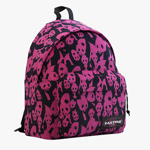 3d model eastpak pak r backpack