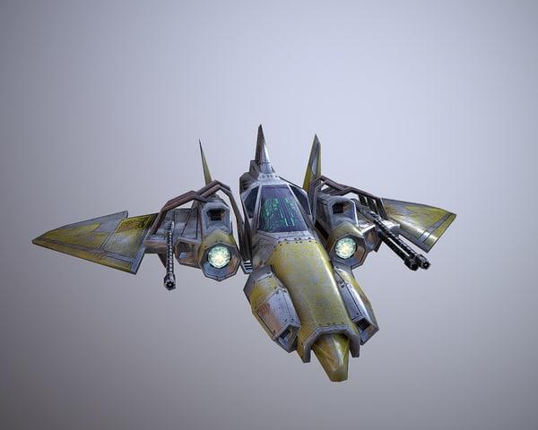 max spaceship space ship