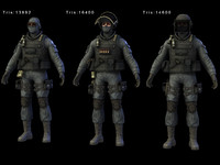 GIGN Assault Squad Solider