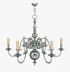 3d vaughan dutch chandelier