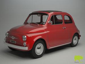 max fiat 500 f 1965