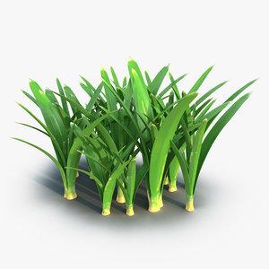 grass 3 c4d
