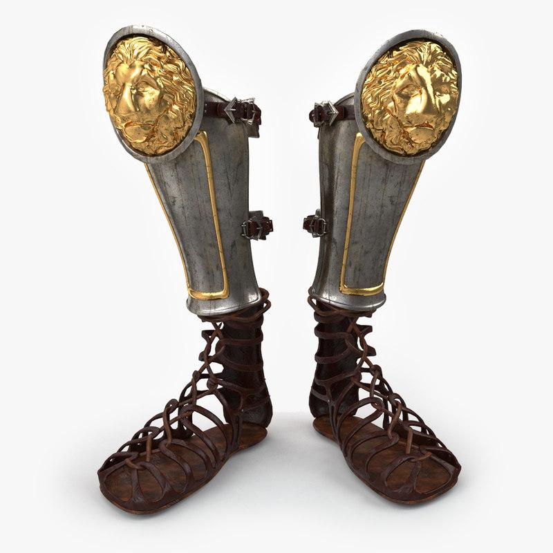 roman boots max