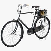 3d 1919 simplex motorcycle motor