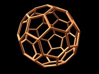 maya 0007 8-grid truncated icosahedron