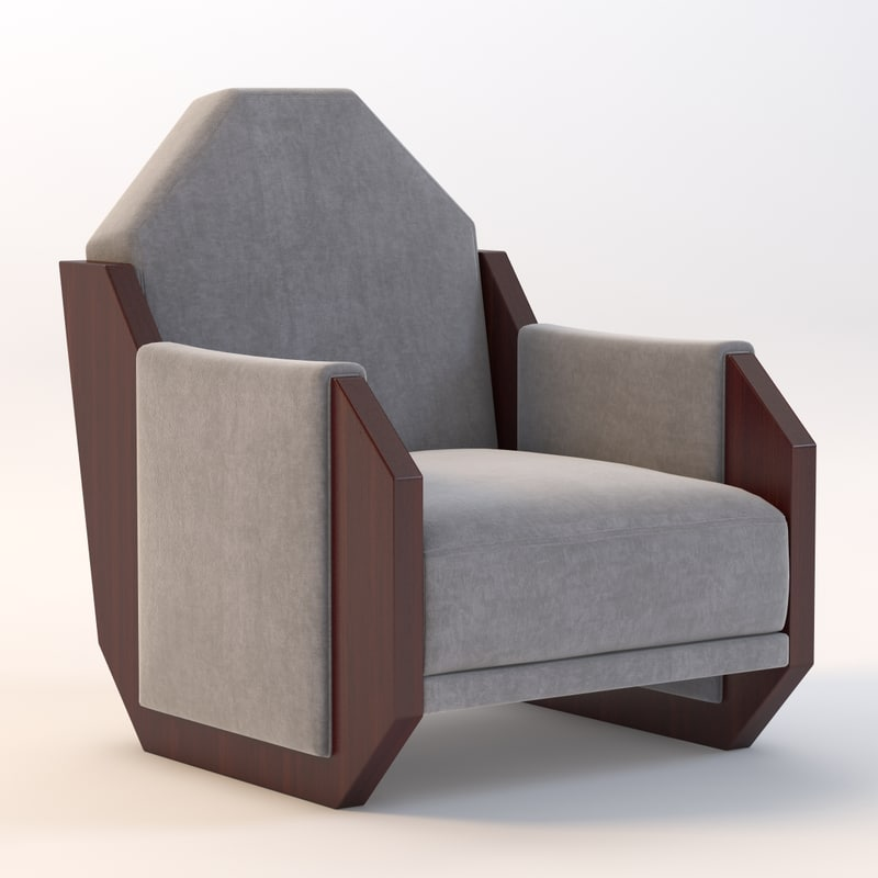 3dsmax chair andr