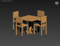 free x mode dinner table
