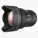 camera lens 3D models