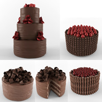 Chocolate Cakes Collection