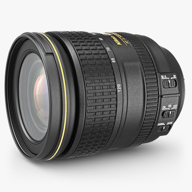 max lens 24-120mm f4g