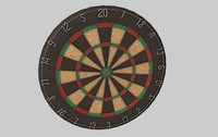 Dartboard Dart board