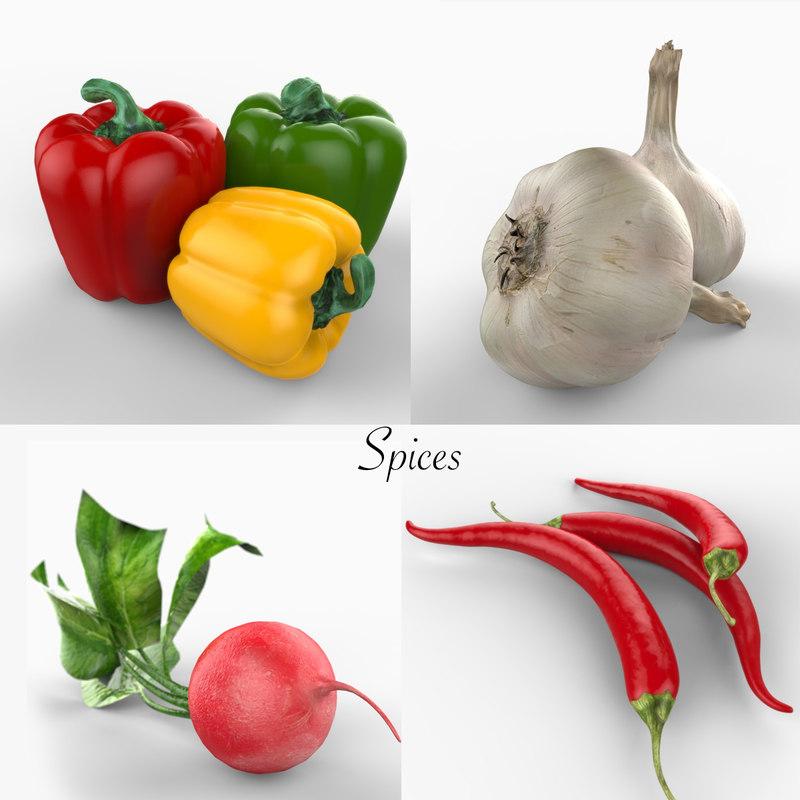 lightwave vegetables pepper garlic