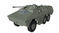 c4d ratel vehicles