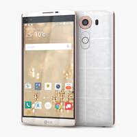 LG V10 Luxe White