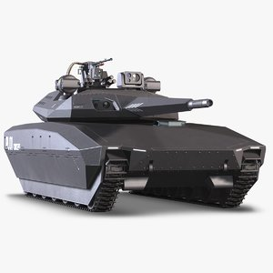 stealth tank dxf