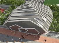 modern stadium ma
