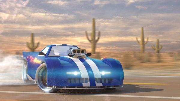 max concept car