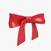 red bow max