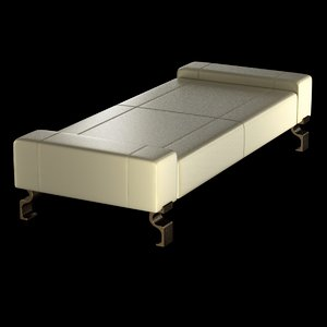 daybed upholstered beige max