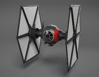 TIE-Fighter First Order Star Wars