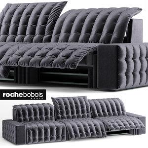 sofa seat interview 3d model