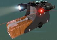 3d collimator scope