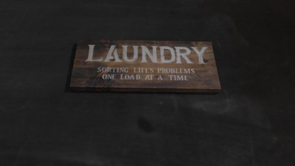laundry board 3ds