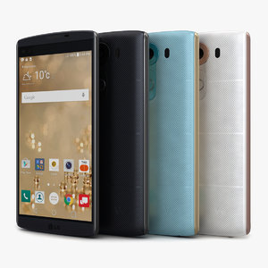 lg v10 space black-blue-white max