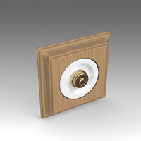 electrical switch 3d x
