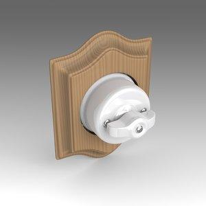 maya electrical switch