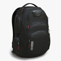 Backpack 3 3D Model
