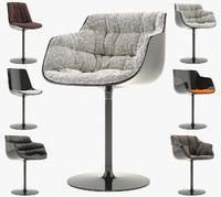 3dsmax chair flow slim