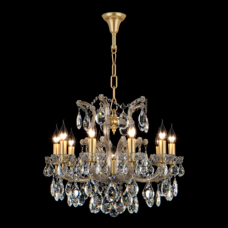 3d max chandelier 775113 md18083-10 1