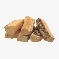 Firewood Small Stack 01