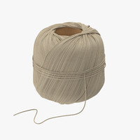Linen Cooking Twine Spool