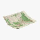 United States Map 3D models