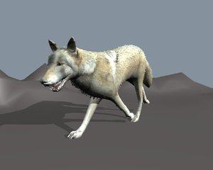 wolf blend
