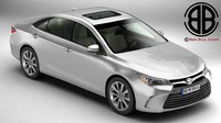 toyota camry 2015 3ds