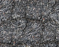 Cracked asphalt 1