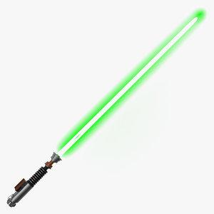 star wars luke skywalker 3d 3ds