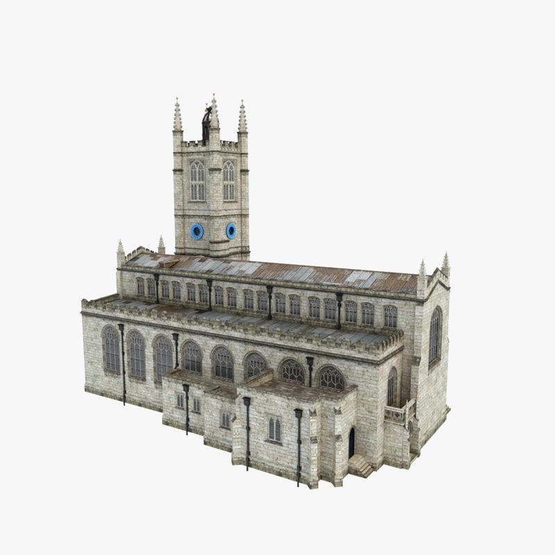 max st margaret s church
