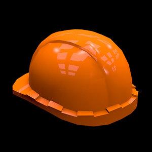 3d model helmet safety
