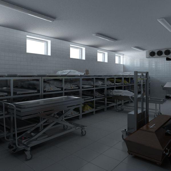 3d model of hd morgue