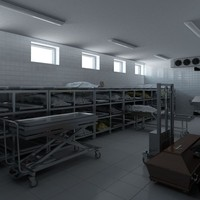 3d model of hd morgue
